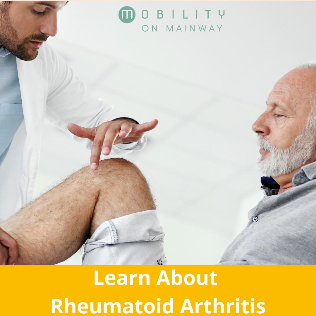 Learn About Rheumatoid Arthritis